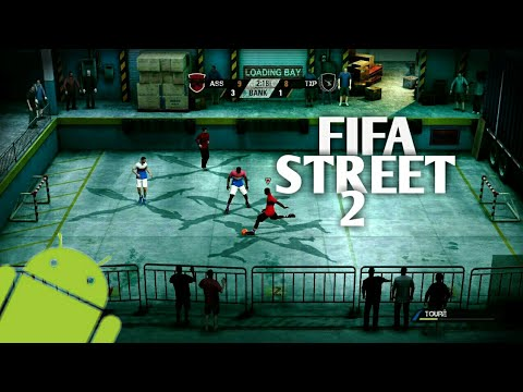 🔵How To Download FIFA Street 2 In Android 100% Real