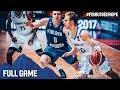 France v Finland - Full Game - Round of 16 - FIBA U18 European Championship 2017