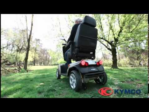 elektromobil kymco healthcare elektromobile f r