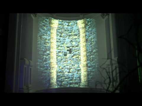Video Mapping & Interactive Wall at Digital Halloween / 2Nova Interactive & Ascreen CG