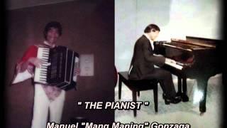 Dahil sa Isang Bulaklak (Manuel Gonzaga Live Piano Solo)