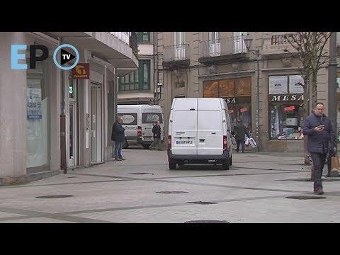 Zonas peatonales que no lo son tanto