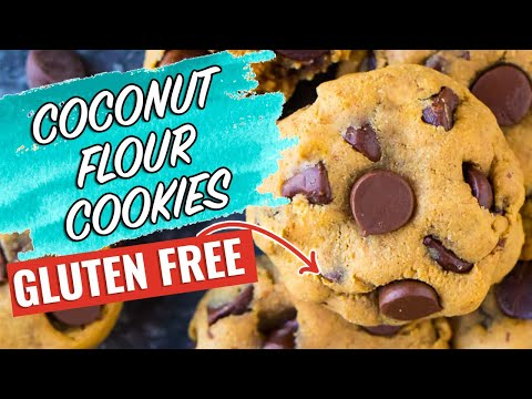 Coconut Flour Cookies Recipe Soft, Chewy, Paleo!