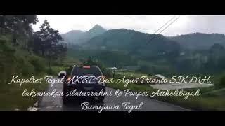 POLRES TEGAL - APRIL 2018. Silahturahmi Kapolres Tegal AKBP Dwi Agus Prianto, SIK,M.H. & Tokoh Agama