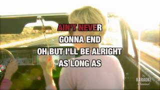Neon Moon : Brooks & Dunn | Karaoke with Lyrics