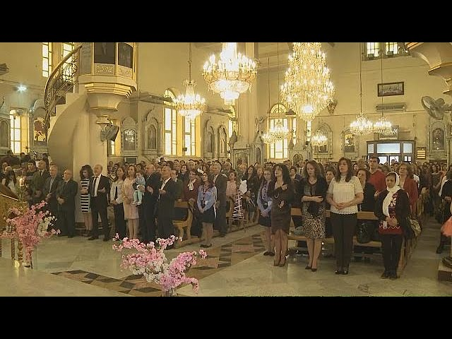 Christians of the Middle East celebrate Easter