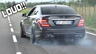 My Mercedes C63 AMG Gets LOUDER!! - Milltek DECAT & Resonator Delete SOUNDCHECK!