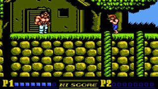 Double Dragon 2 - Nes - Full Playthrough - Supreme Master - No Death