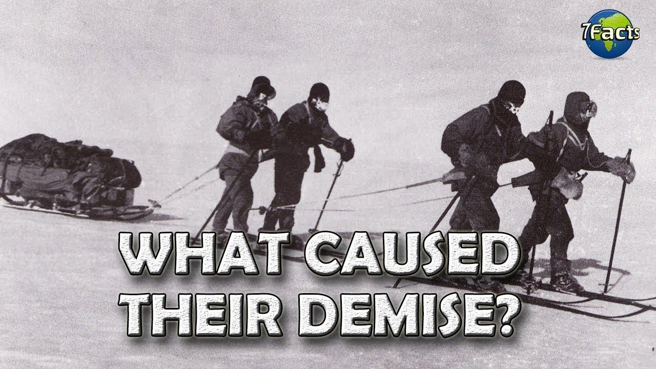 The Failure of the Terra Nova Expedition
