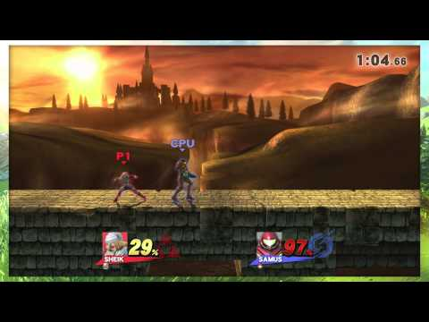 Smash Bros. Wii U — Event Match: Identity Crisis
