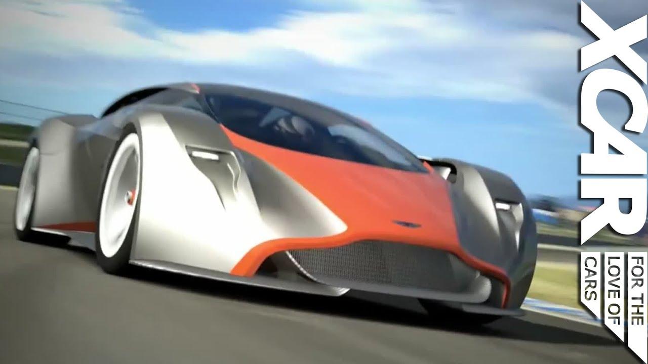 Aston Martin Dp 100 Vision Gran Turismo The Future