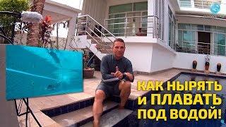 Как Плавать и Нырять Под Водой(Видеокурс как научиться плавать баттерфляем - http://swiminthai.ru/but/ Видеокурс как научиться плавать кролем - http://swim..., 2016-10-05T16:32:03.000Z)