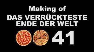 #dvedw Making of 41 - Drehtag im TTZ Graz