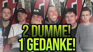 2 DUMME 1 GEDANKE #8 | Crewzember