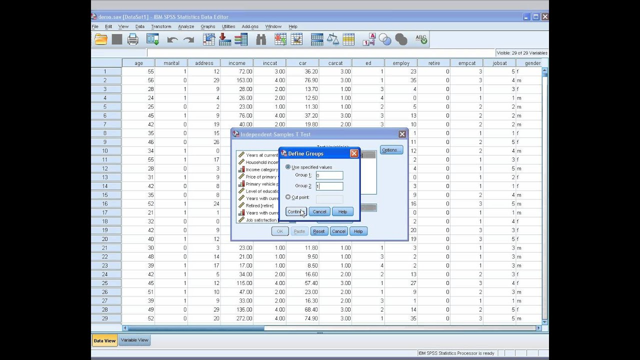 information on using spss Guide to spss barnard college - biological sciences 3 this document is a quick reference to spss for biology students at barnard college the focus is on using the program, as well as laying the foundation for.