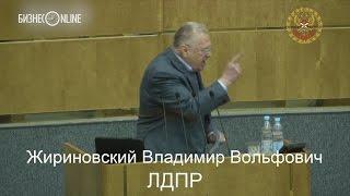 """Жириновский оскорбил депутата """"Единой России"""" Ирину Роднину"""