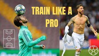 Sergio Ramos TRAINING - Preseason 2019 Drills and Fitness