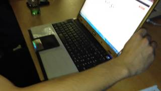 Štýlová oprava notebooku