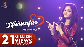 (Hello kon )Sneh Upadhya - HUMSAFAR हमसफ़र - Cover Hindi Song - Saregamapa Rang Purvaiya