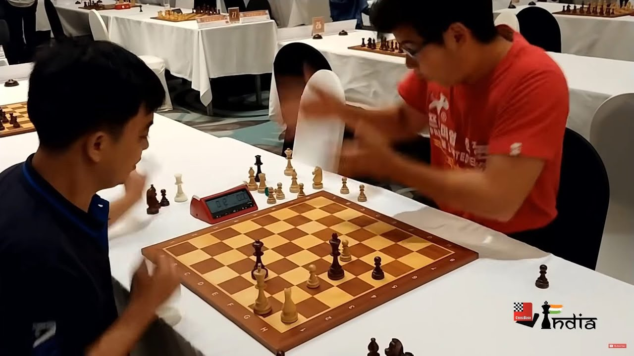 Download The funniest reaction after losing a chess game!