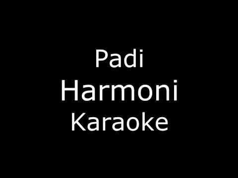 Padi - Harmoni (karaoke/Lirik) cover