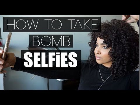 How to Take BOMB Selfies!
