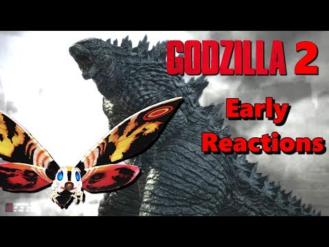 Godzilla: King Of The Monsters Test Screening Reactions