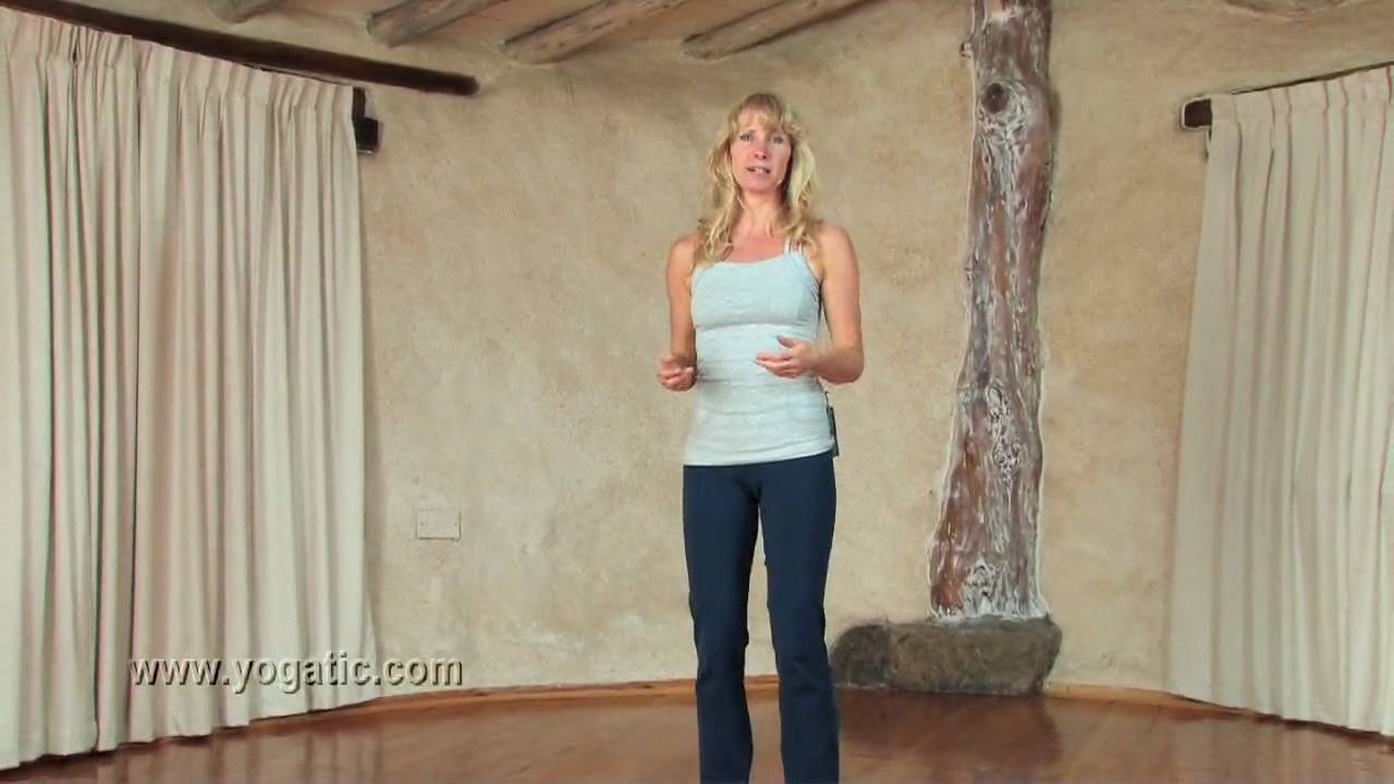 Tadasana Primary And Secondary Movement