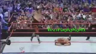 Wrestlemania 24 : Batista Vs Umaga (Raw Vs Smackdown) Highlights Video