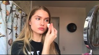 """EASY """"NO MAKEUP"""" MAKEUP TUTORIAL USING DRUGSTORE PRODUCTS"""