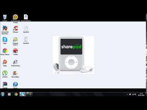 Transférer de la musique d'Ipod/Iphone/Ipad sur votre PC