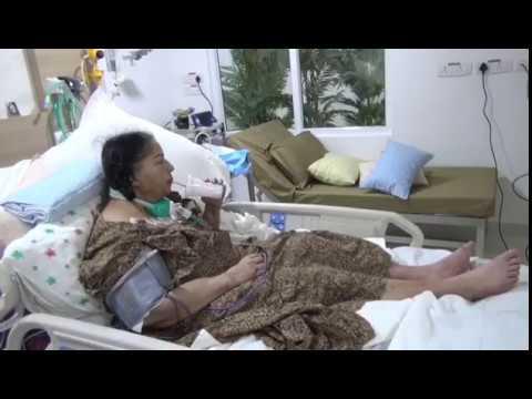 Video of late Tamil Nadu CM J. Jayalalithaa in hospital leaked