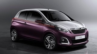 Peugeot 108 Design Secrets Revealed - Official Video