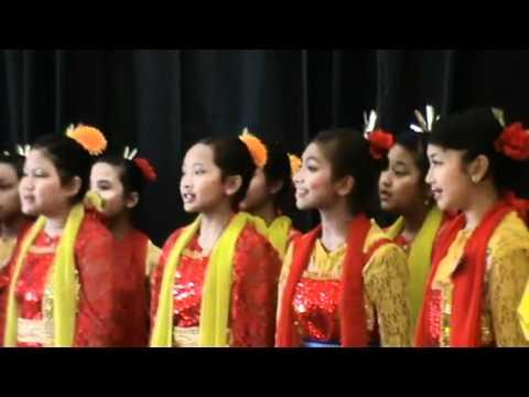 Cor Jesu Choir - Laskar Pelangi