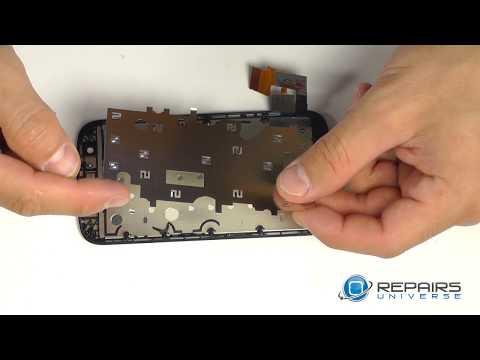 Motorola Moto G Display Assembly (LCD & Touch Screen) Repair - RepairsUniverse