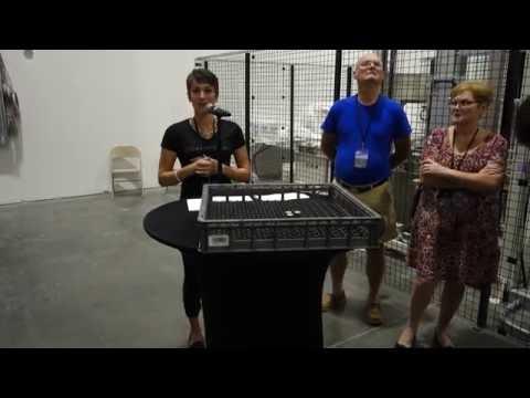Tesla Gigafactory Tour Part 2