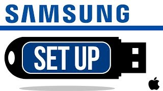 Samsung USB flash drive Set Up Guide for Mac | MacBook Pro, iMac, Mac mini, Mac Pro, MacBook Air