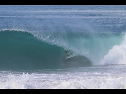 """Autumn Energy - Crazy Durban Cyclone Waves with Grant """"Twiggy"""" Baker and Friends."""