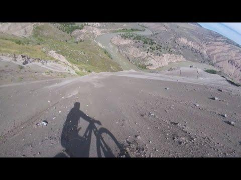 GoPro: Jeremy Stowards - Freeride Ski Lines 10.27.16 - Bike