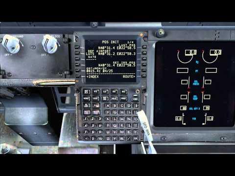 Olympic Charter Live Series - Flight OAL7129 (LGTS - LGIR) Part I