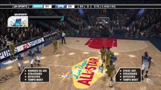 jeu a 10 balles: NBA LIVE 07 - Stevie VS malik- un match de 30 minutes!!!