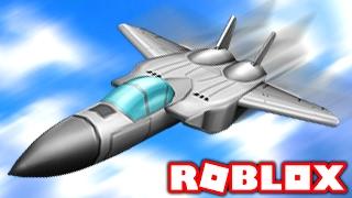 FIGHTER JET SIMULATOR IN ROBLOX! (Roblox Jet Simulator)