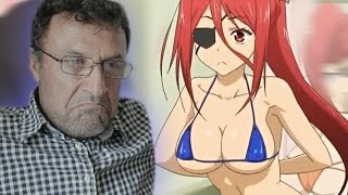 """""""Sexy Anime"""" Reaktion meines Vaters"""