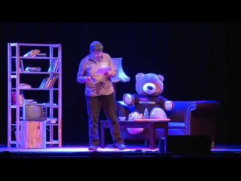 Creative writing, why bother?: Anthony Lishak at TEDxManches