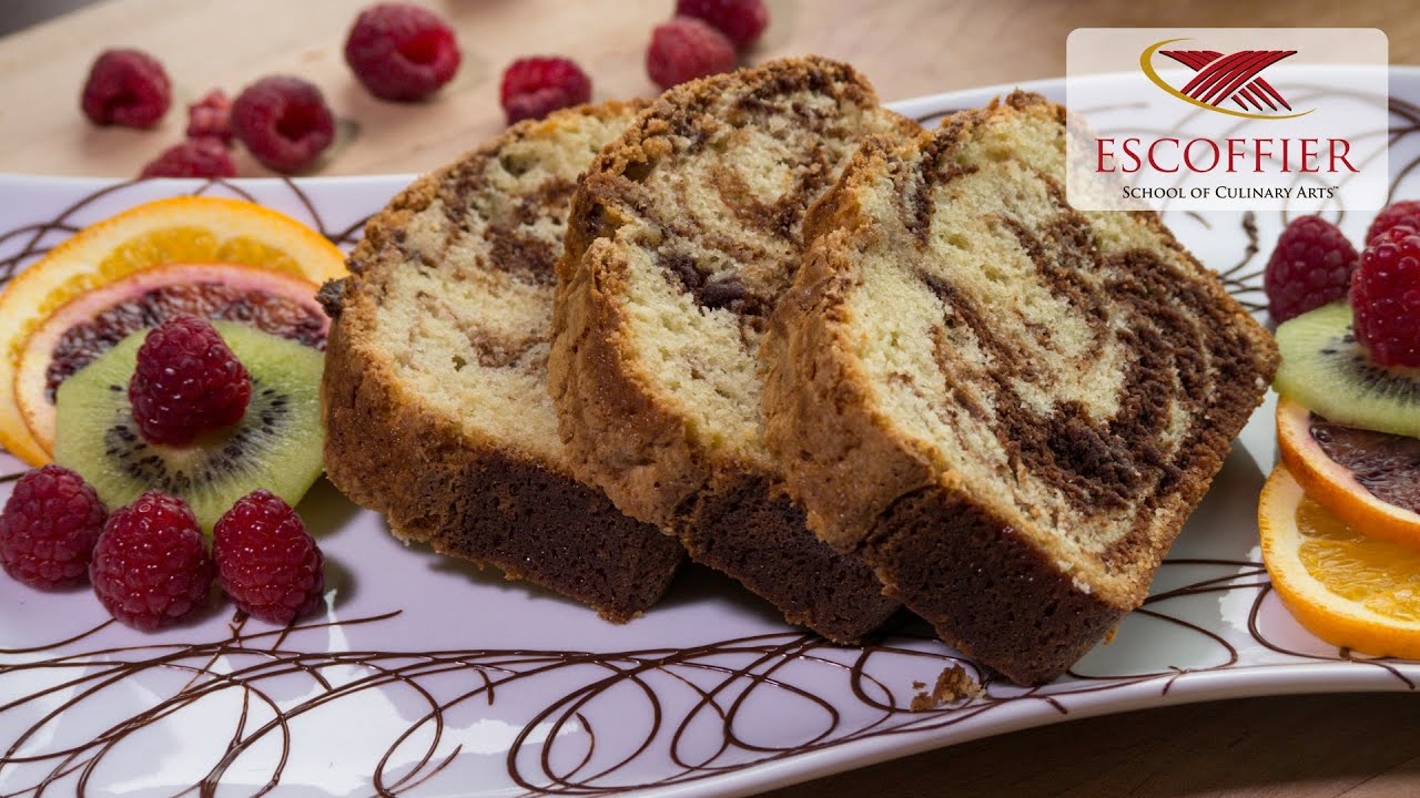 Traditional Marble Love Cake