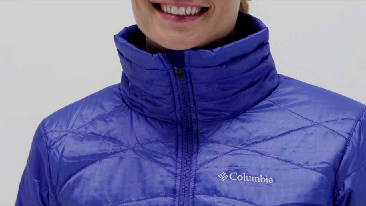 Columbia womens mighty lite iii