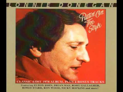 Lonnie Donegan - Lost John (1978 Version)