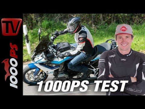 1000PS Test - BMW R 1200 RS - Sporttourer Traum - Wunderlich Umbau