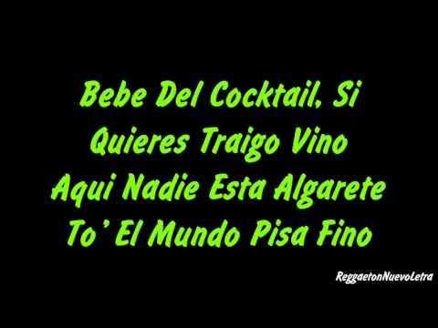 Arcangel Ft. Daddy Yankee - Panamiur (Letra)
