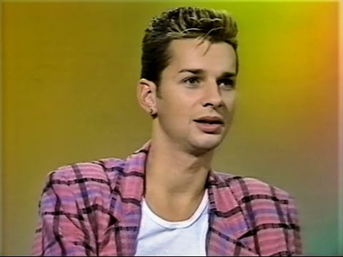 Depeche Mode Interview 1985